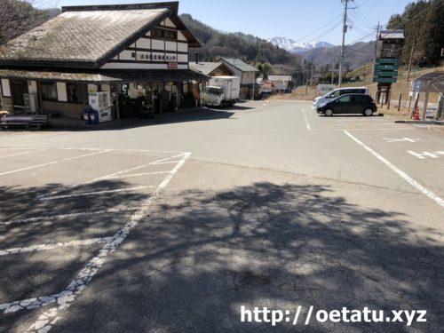 【車中泊】群馬県道の駅六合は温泉付き