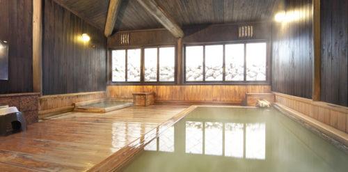 草津温泉の共同浴場白旗の湯情報
