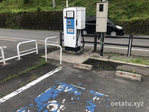 【車中泊】道の駅オアシスなんもくには地下駐車場があった