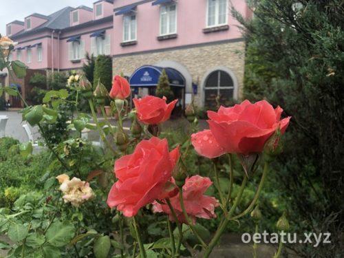 花園フォレストバラ園