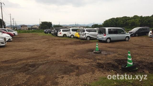 加藤牧場駐車場