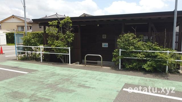 道の駅和田浦WA・O!トイレ