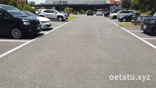 道の駅ローズマリー公園駐車場