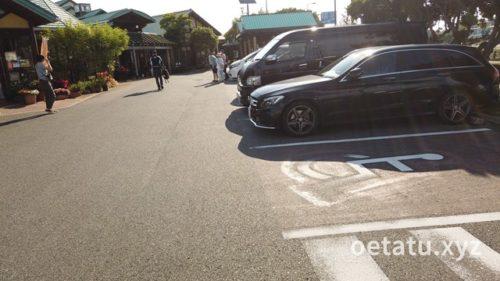 道の駅とみうら枇杷倶楽部駐車場