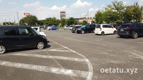 道の駅さかい第二駐車場