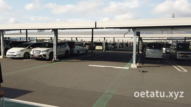 道の駅どまんなかたぬま第二駐車場