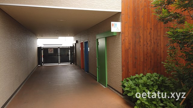 道の駅グランテラス筑西スタバトイレ